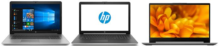 HP 470 G7と比較機種の筐体