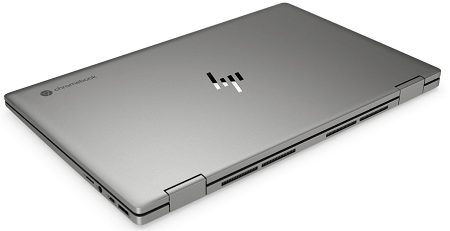 HP ChromeBook x360 14cの天板
