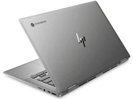 HP ChromeBook x360 14cの外観 背面