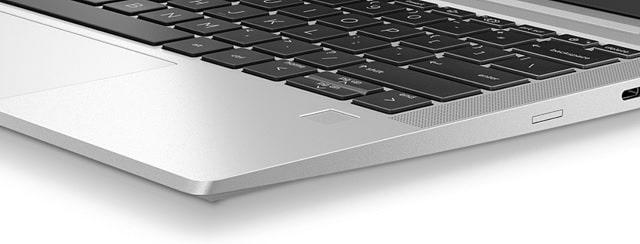 HP ProBook 635 Aero G8 指紋センサー