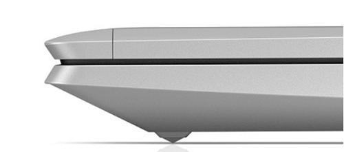 HP ProBook 635 Aero G7 ディスプレイ開閉部分