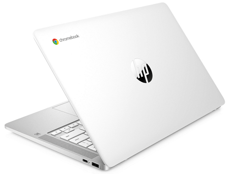 HP ChromeBook 14a 背面