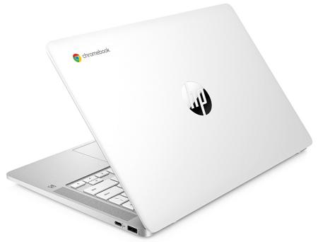 HP ChromeBook 14a 背面