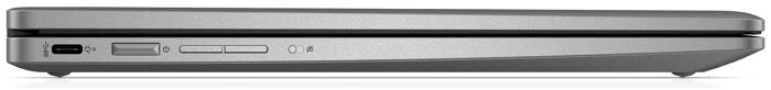 HP ChromeBook x360 14c 左側面のインターフェイス