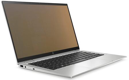 HP EliteBook x360 1040 G7 Sure Viewオンの状態