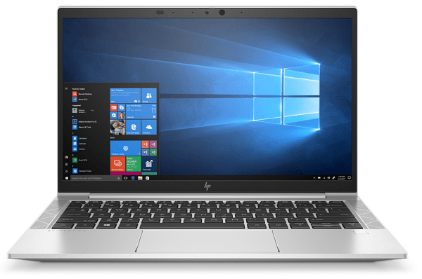 HP EliteBook 830 G7 正面