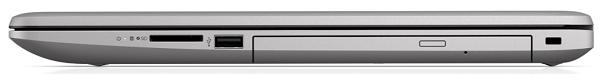 HP 470 G7 閉じた状態の右側面