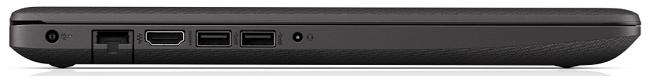 HP 250 G7 Refresh 左側面インターフェイス