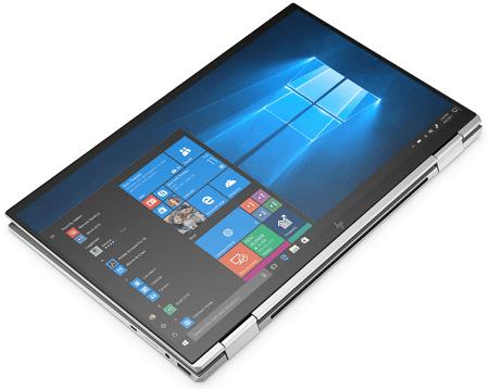 HP EliteBook x360 1040 G7 タブレットモード