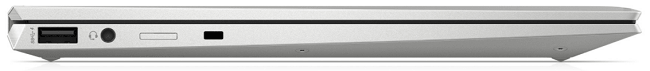 HP EliteBook x360 1040 G7 左側面インターフェイス