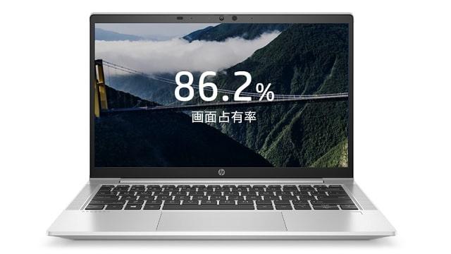 HP ProBook 635 Aero G8 ディスプレイ