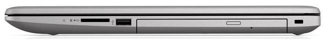 HP 470 G7の右側面インターフェイス