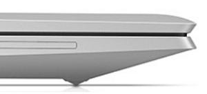 HP EliteBook 850 G7のディスプレイ開閉部分
