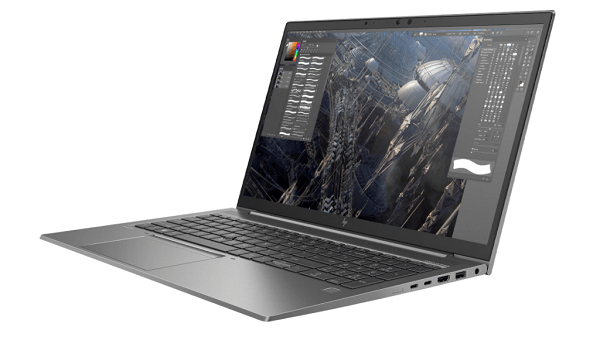 HP ZBook Firefly 15 G8のディスプレイ