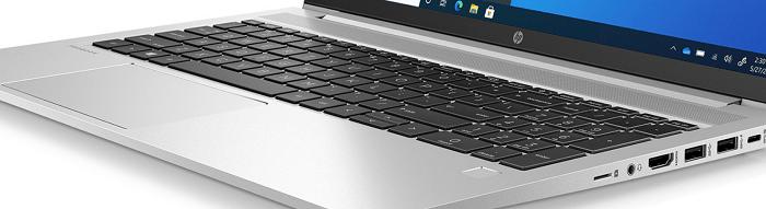 HP ProBook 650 G8のキーボード