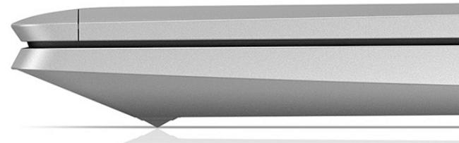 HP ProBook 650 G8のディスプレイ開閉部分