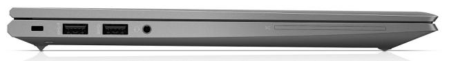 HP ZBook Firefly 14 inch G8の左側面