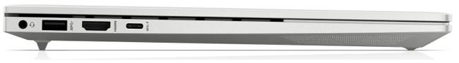 HP Envy 14-eb0000 閉じた状態の左側面