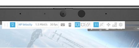 HP ZBook Firefly 14 inch G8のWebカメラ