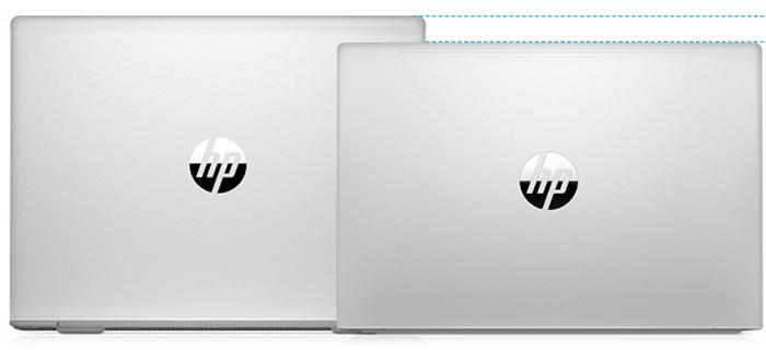 HP ProBook 430 G8と旧モデルのProbook G7の大きさ比較