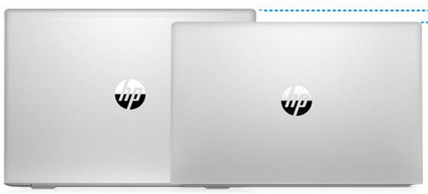 HP ProBook 650 G8と旧モデルの大きさ比較