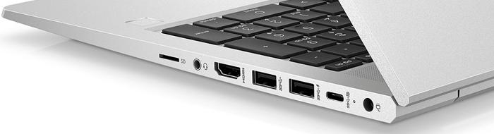 HP ProBook 450 G8 筐体の角