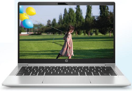 HP ProBook 430 G8のディスプレイ