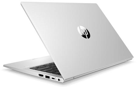 HP ProBook 430 G8の外観 背面から