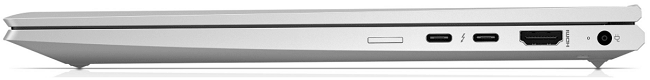 HP EliteBook 840 Aero G8の厚さ