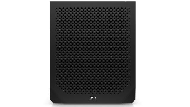 HP Z1 Entry Tower G6 正面の吸気口