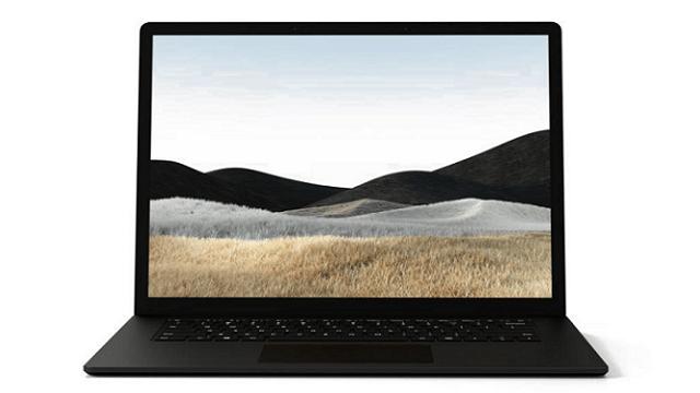 Surface Laptop 4の外観