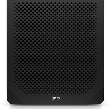 HP Z2 Tower G5 前面の吸気口