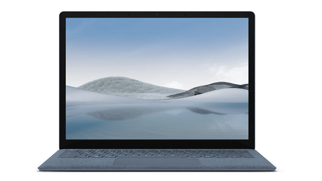 Surface Laptop 4 正面