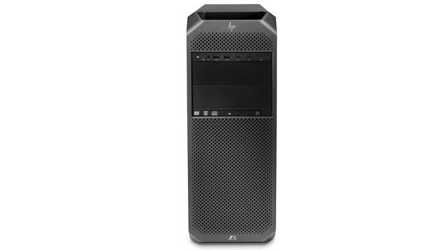 HP Z6 G4 正面