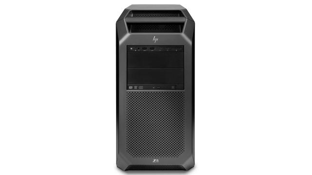 HP Z8 G4 正面