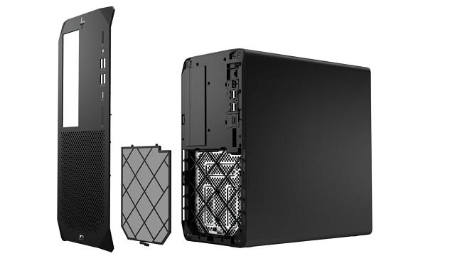 HP Z2 Tower G5 Workstation ダストフィルター