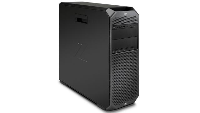 HP Z6 G4のレビュー