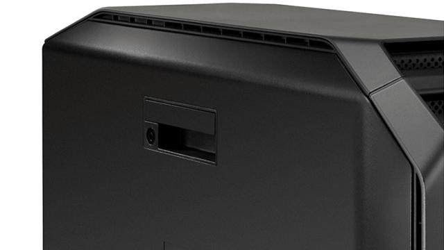 HP Z8 G4 サイドパネルの取っ手