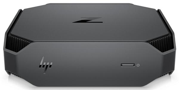 HP Z2 Mini G5 WorkStation 正面