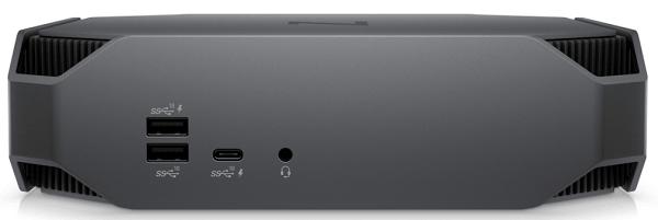 HP Z2 Mini G5 WorkStation 右側面