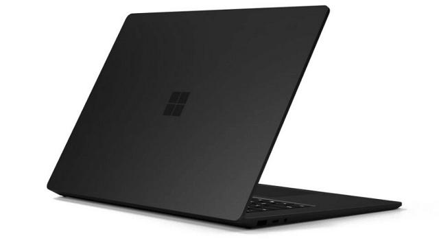 Surface Laptop 4 背面