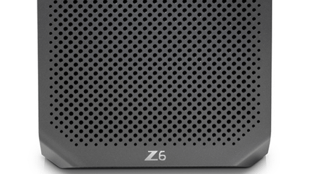 HP Z6 G4 吸気口