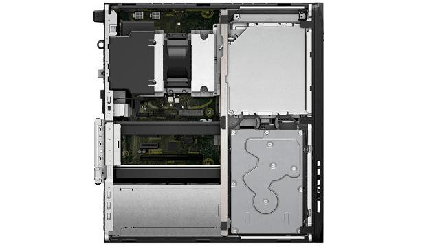 HP Z2 SFF G5 Workstation 筐体内部