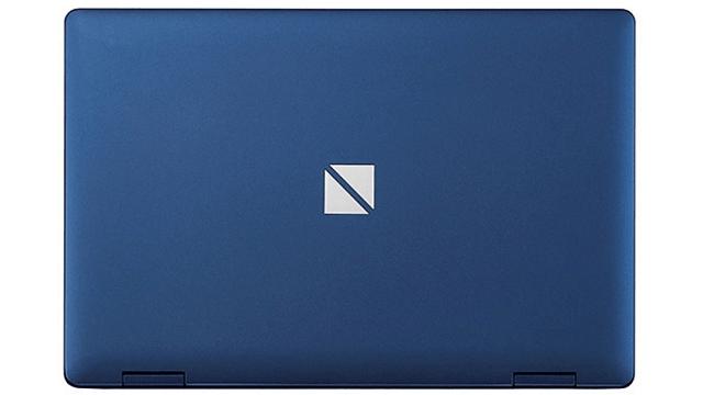 NEC Lavie N12 2021年春モデル 天板