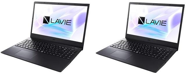 NEC Lavie Direct N15(A) とN15(R)の筐体