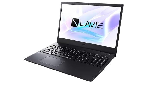 NEC Lavie Direct N15(A)  リフトアップヒンジ
