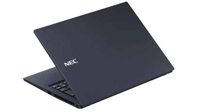 NEC Lavie Direct PM(x) 2021年夏モデル 背面