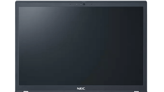 NEC Lavie Direct PM(x) 2021年夏モデルのディスプレイ