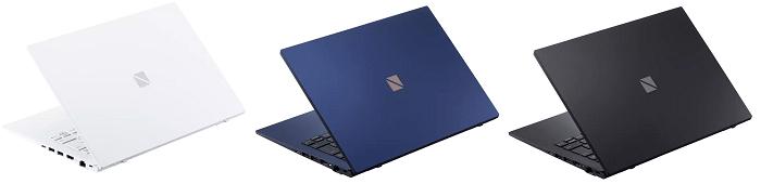 NEC Lavie N14 2021年秋冬モデルのカラー