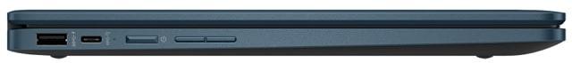 HP Chromebook x360 14b-cb0000 左側面